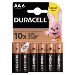 Duracell Basic MN1500 AA BL6
