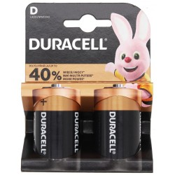 Duracell Basic MN1300 D BL2