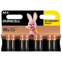 Duracell Basic MN1500 AA BL8