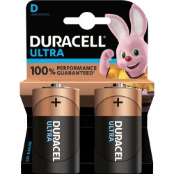 Duracell Ultra MX1300 D BL2