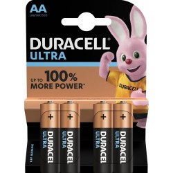 Duracell Ultra MX1500 AA BL4