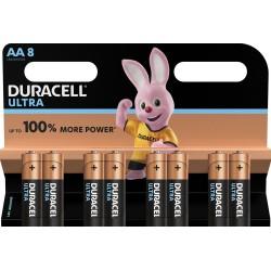 Duracell Ultra MX1500 AA BL8