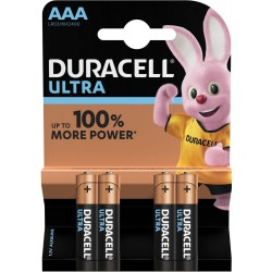 Duracell Ultra MX2400 AAA BL4