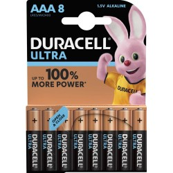 Duracell Ultra MX2400 AAA BL8