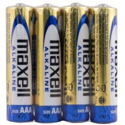 Maxell Alkaline LR03 SHR4
