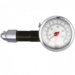 Merač tlaku v pneumatikách...