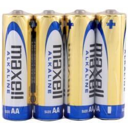 Maxell Alkaline LR06 SHR4