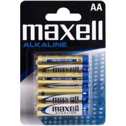 Maxell Alkaline LR06 BL4