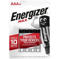 Energizer Max LR03 BL4