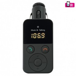FM modulátor a Bluetooth -...