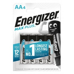 Energizer Max Plus LR06 BL4