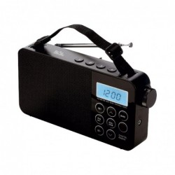 Prenosné rádio, 3-pásmové,...