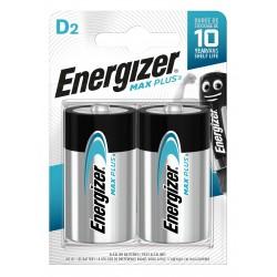 Energizer Max Plus LR20 BL2