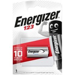 Energizer Lithium CR123 BL1