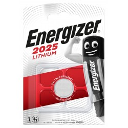 Energizer Lithium CR2025 BL1