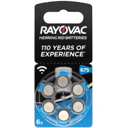 Rayovac 675 BL6