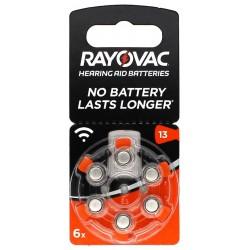 Rayovac 13 BL6