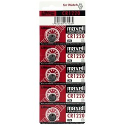 Maxell CR1220 BL5