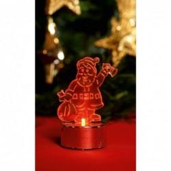 LED dekorácia s čajovou...