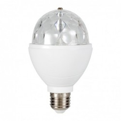 Diskotéková lampa, RGB LED,...
