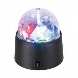 LED diskotéková guľa - DL 90