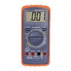 Solight multimeter, max. AC...