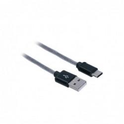 Solight USB-C kábel, USB...
