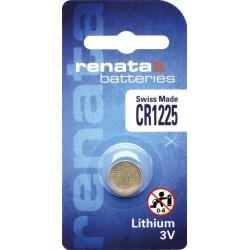 Renata Lithium CR1225 BL1